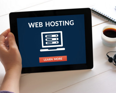 Hosting & Maintenance concept