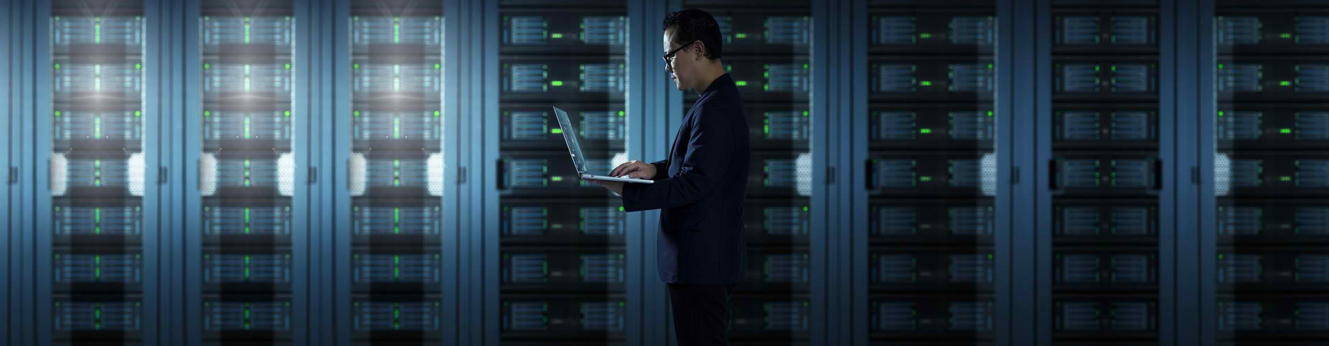 a network manager working